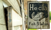 Hecla fish station.